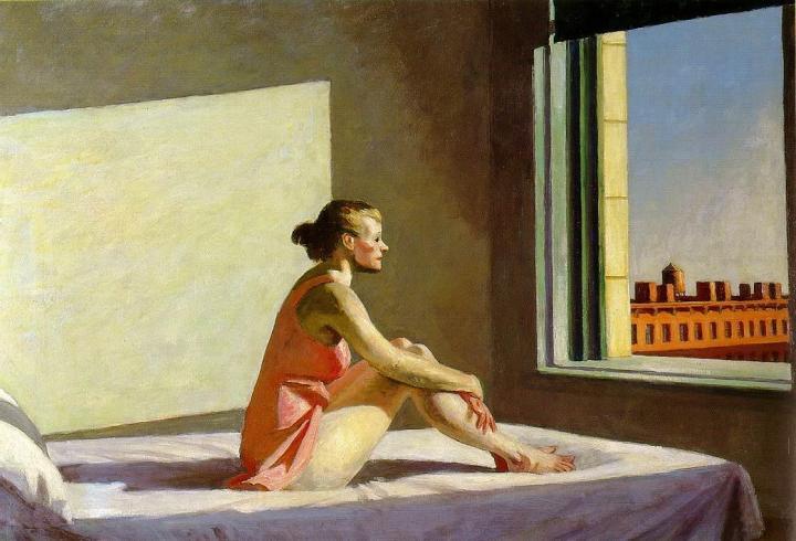 Morning sun(1952)