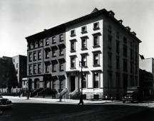 1936 - Fifth Avenue Houses, Nos. 4, 6, 8