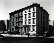 1936 - Fifth Avenue Houses, Nos. 4, 6, 8