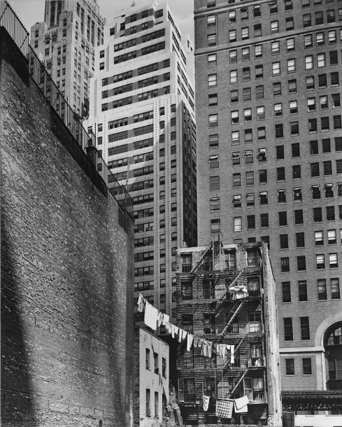 1936 - Washington Street no. 37 Manhattan
