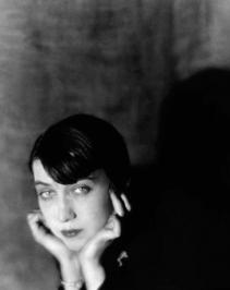 1948 - Berenice Abbott - Self Portrait