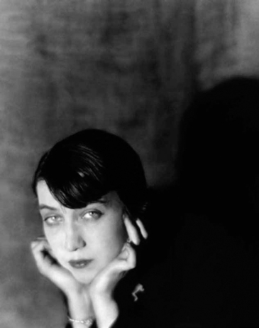 1948 - Berenice Abbott - Self Portrait